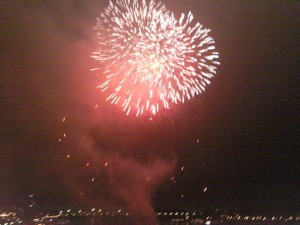 good fireworks